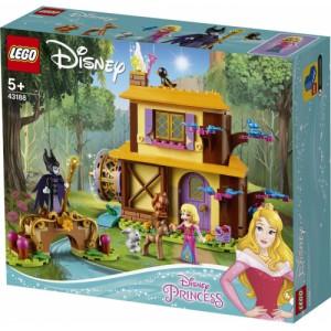 LEGO® Disney Princess 43188 - Šípková Růženka a lesní chaloupka - Cena : 1032,- Kč s dph