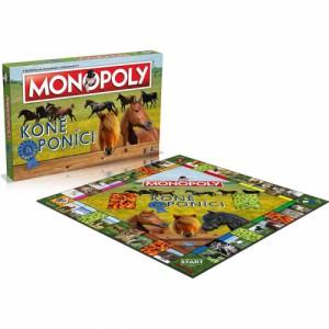 Monopoly Koně a poníci - Cena : 341,- Kč s dph