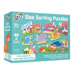Puzzle – kdo je větší a kdo menší - Cena : 196,- Kč s dph