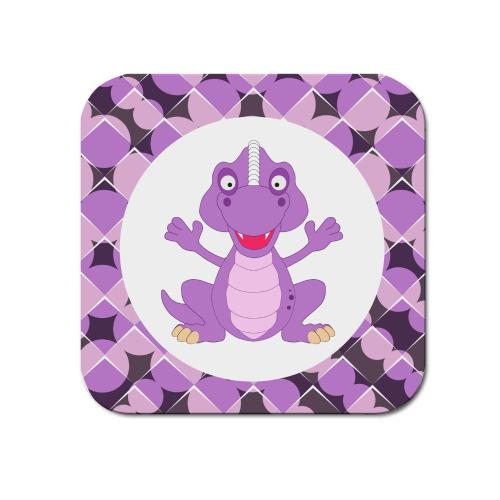 Podtácek Veselá zvířátka - Dinosaurus - Cena : 29,- Kč s dph