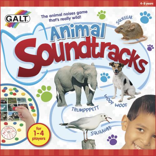 Animal Soundtrack - Cena : 220,- Kč s dph