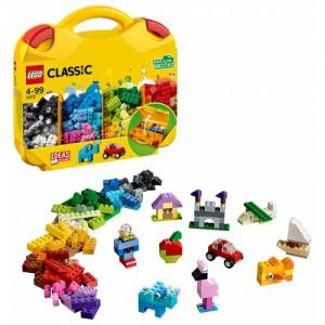 LEGO® Classic 10713 - Kreativní kufřík - Cena : 372,- Kč s dph