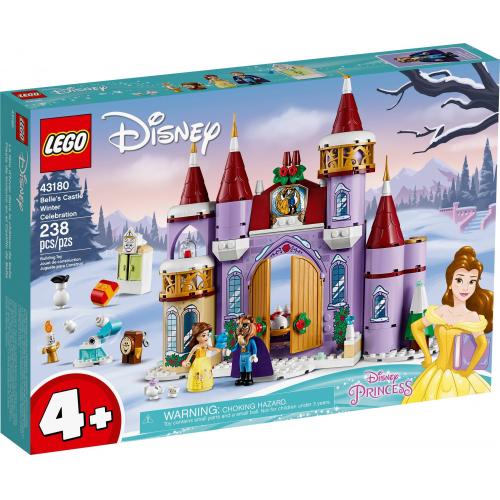LEGO® Disney 43180 - Princess Bella a zimní oslava na zámku - Cena : 1199,- Kč s dph