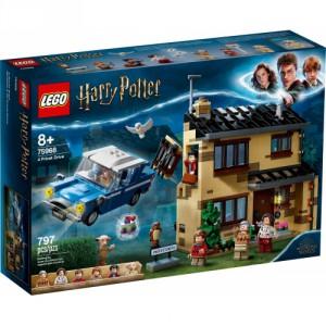 LEGO® Harry Potter 75968 - Zobí ulice 4 - Cena : 1469,- Kč s dph