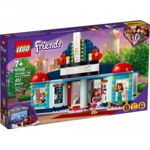 LEGO® Friends 41448 -  Kino v městečku Heartlake - Cena : 967,- Kč s dph