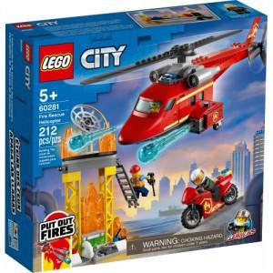 LEGO® City 60281 -  Hasičský záchranný vrtulník - Cena : 569,- Kč s dph