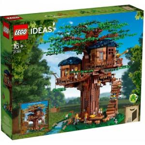 LEGO® Ideas 21318 - Dům na stromě - Cena : 4690,- Kč s dph