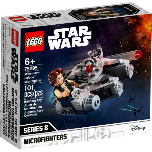 LEGO® Star Wars 75295 -  Mikrostíhačka Millennium Falcon™ - Cena : 229,- Kč s dph