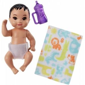 Barbie Skipper miminko a doplňky - FHY77 - Cena : 99,- Kč s dph