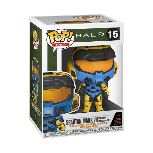 Funko POP Games: Halo Infinite - Mark VII w/ Commando Rifle (Deco) - Cena : 536,- Kč s dph