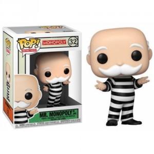 Funko POP RT S3: Monopoly- Criminal Uncle Pennybags - Cena : 357,- Kč s dph