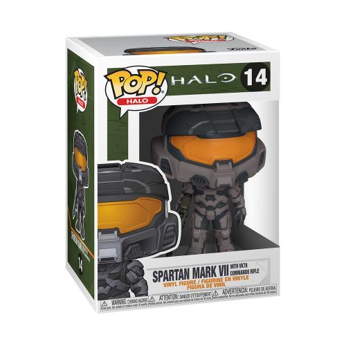 Funko POP Games: Halo Infinite - Mark VII w/ Commando Rifle - Cena : 357,- Kč s dph