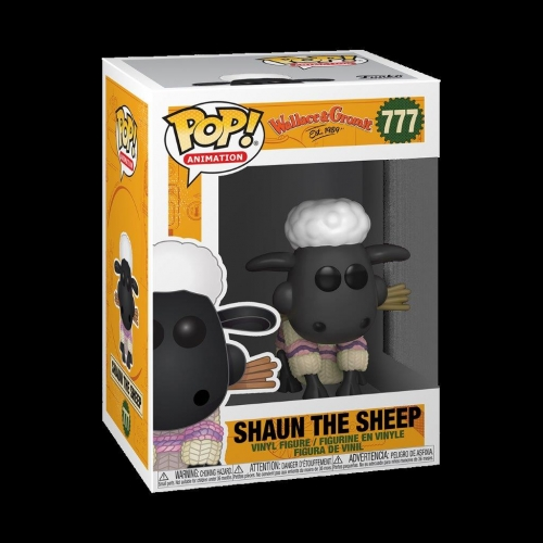 Funko POP Animation: Wallace & Gromit S2 - Shaun the Sheep - Cena : 357,- Kč s dph