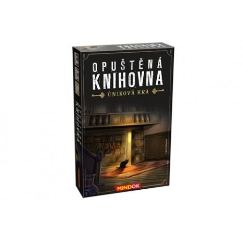 Opuštěná knihovna - Cena : 201,- Kč s dph