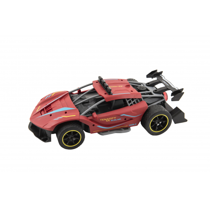 Auto RC Sport červené 33cm plast 2,4GHz + dobíjecí pack - Cena : 619,- Kč s dph