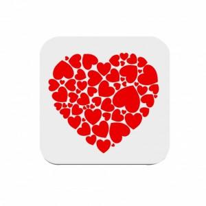 Podtácek Valentýn #4 - Cena : 29,- Kč s dph
