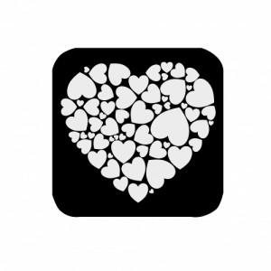 Podtácek Valentýn #3 - Cena : 29,- Kč s dph