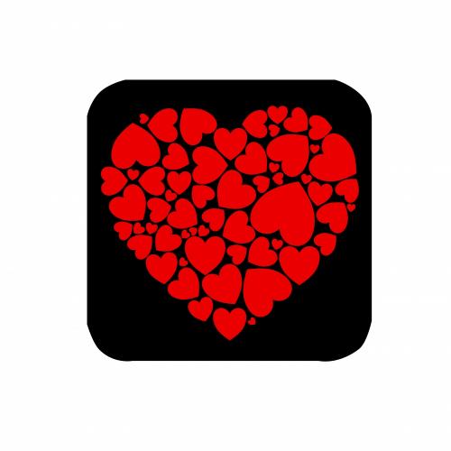 Podtácek Valentýn #2 - Cena : 29,- Kč s dph