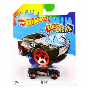 Hot Wheels angličák color shifters - RD 08 DNN12 - Cena : 149,- Kč s dph