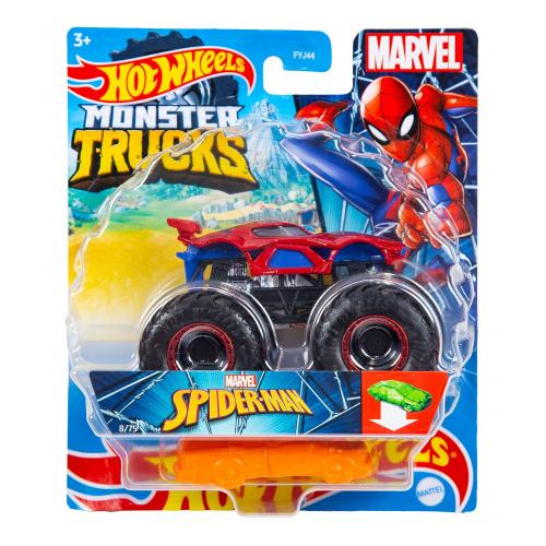 Hot Wheels Monster trucks Spiderman GWK23 - Cena : 149,- Kč s dph