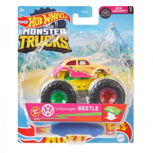 Hot Wheels Monster trucks Volkswagen Beetle GTH59 - Cena : 149,- Kč s dph