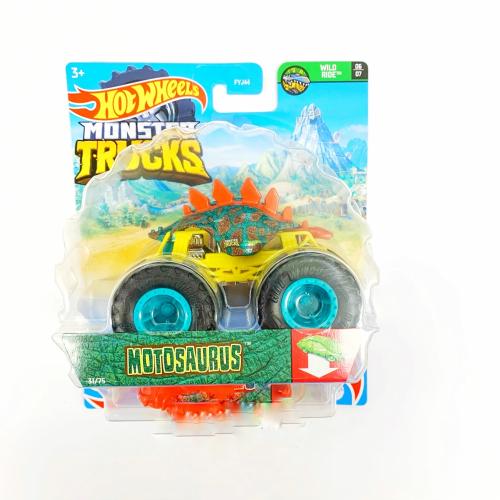 Hot Wheels Monster trucks Motosaurus GWK17 - Cena : 149,- Kč s dph