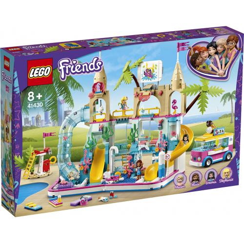 LEGO® Friends 41430 - Aquapark - pomačkaný obal - Cena : 1990,- Kč s dph