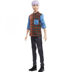 Barbi Model Ken - v košili GYB05 - Cena : 287,- Kč s dph