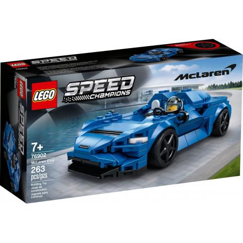 LEGO® Speed Champions 76902 - McLaren Elva - Cena : 389,- Kč s dph