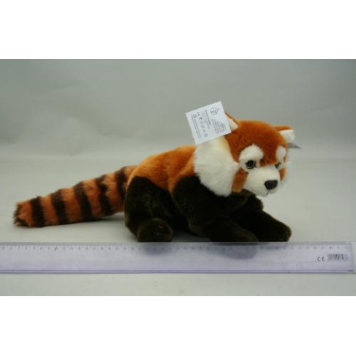 Plyš Panda červená - Cena : 278,- Kč s dph