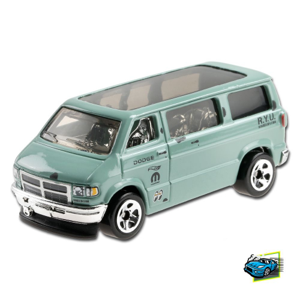 Hot Wheels Angličák - Dodge Van - Cena : 193,- Kč s dph