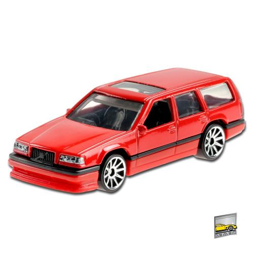 Hot Wheels Angličák - Volvo 850 Estate - Cena : 193,- Kč s dph