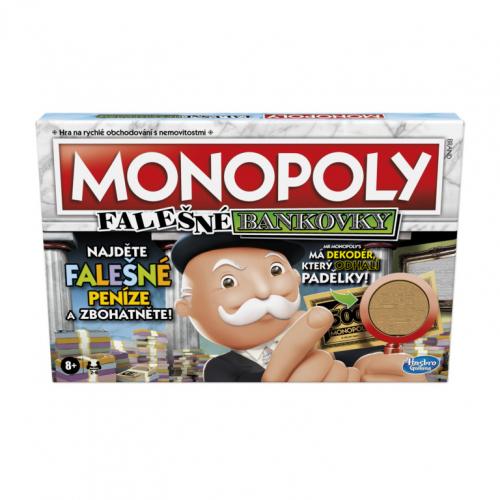 Monopoly Falešné Bankovky - Cena : 899,- Kč s dph