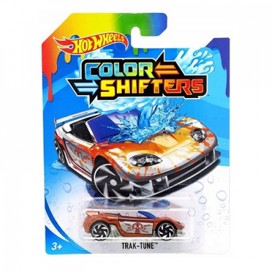 Hot Wheels angličák color shifters - Trak Tune GBF25 - Cena : 168,- Kč s dph