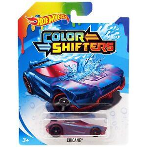 Hot Wheels angličák color shifters - Chicane GKC17 - Cena : 168,- Kč s dph