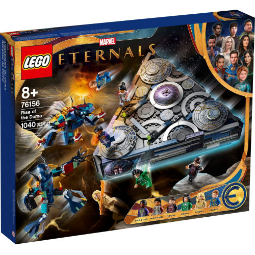 LEGO® Marvel 76156 - Vzestup Doma - Cena : 2699,- Kč s dph