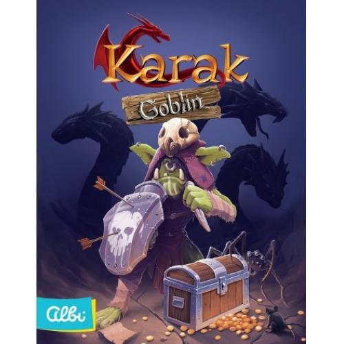ALBI Karak - Goblin - Cena : 349,- Kč s dph
