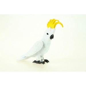 Papoušek Kakadu - Cena : 78,- Kč s dph