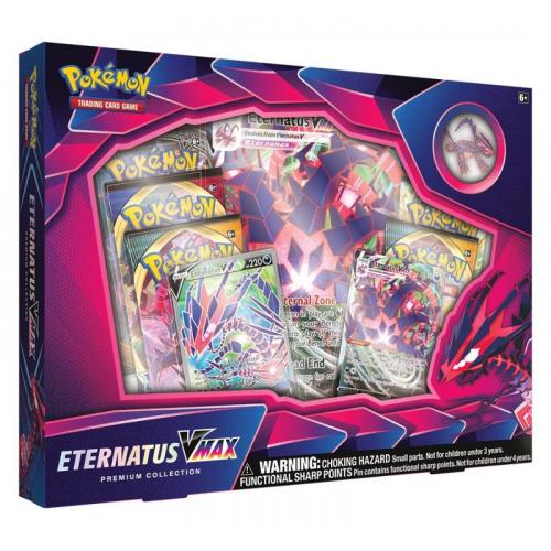 Pokémon TCG: Eternatus VMAX Premium Collection - Cena : 1251,- Kč s dph