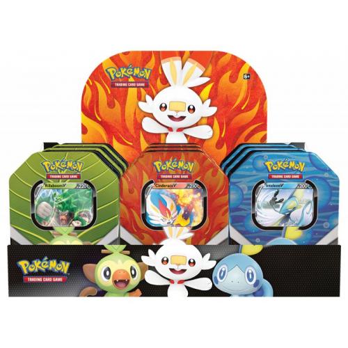 Pokémon TCG: Galar Partners Tin - Cena : 714,- Kč s dph