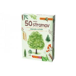 Expedice příroda: 50 našich stromov - Cena : 233,- Kč s dph