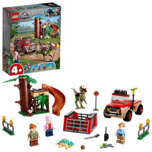 JURASIC WORLD 76939 - Útěk dinosaura stygimolocha - Cena : 898,- Kč s dph