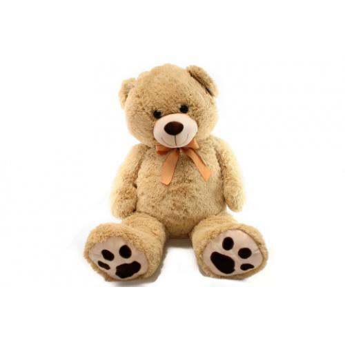 Plyš medvěd velký 100 cm - Cena : 379,- Kč s dph