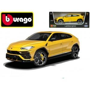 Bburago 1:18 Plus Lamborghini Urus žluté - Cena : 1245,- Kč s dph