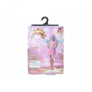 Šaty na karneval - víla motýl, 120 - 130 cm - Cena : 628,- Kč s dph