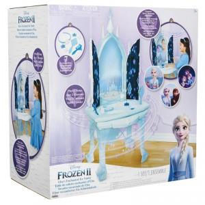 Frozen 2: Elsin ledový kosmetický stolek - Cena : 2645,- Kč s dph