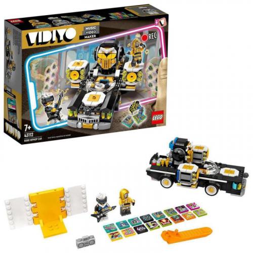 LEGO® VIDIYO 43112 - Robo HipHop Car - Cena : 629,- Kč s dph