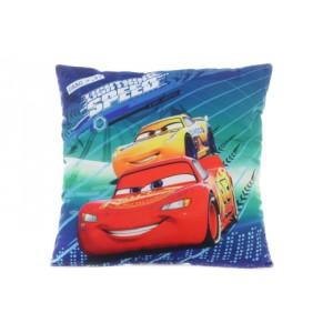 Polštářek Cars 33 x 33 cm - Cena : 187,- Kč s dph