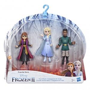 Frozen 2 Set dějem inspirovaných postaviček - Cena : 387,- Kč s dph