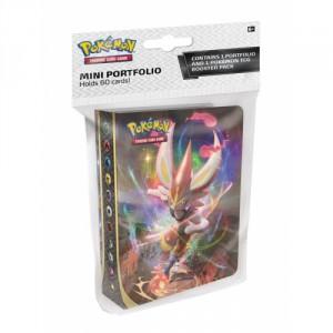Pokémon TCG: SWSH02 Rebel Clash Mini Album - Cena : 160,- Kč s dph